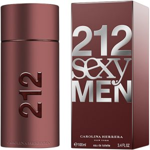 212 Sexy Men EdT, 100ml Carolina Herrera Parfym