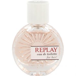 Replay for Her EdT, 40ml Replay Parfym
