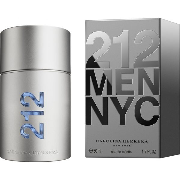 212 Men NYC EdT, 50ml Carolina Herrera Parfym