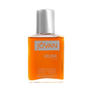 Jovan Musk After Shave Splash 118ml